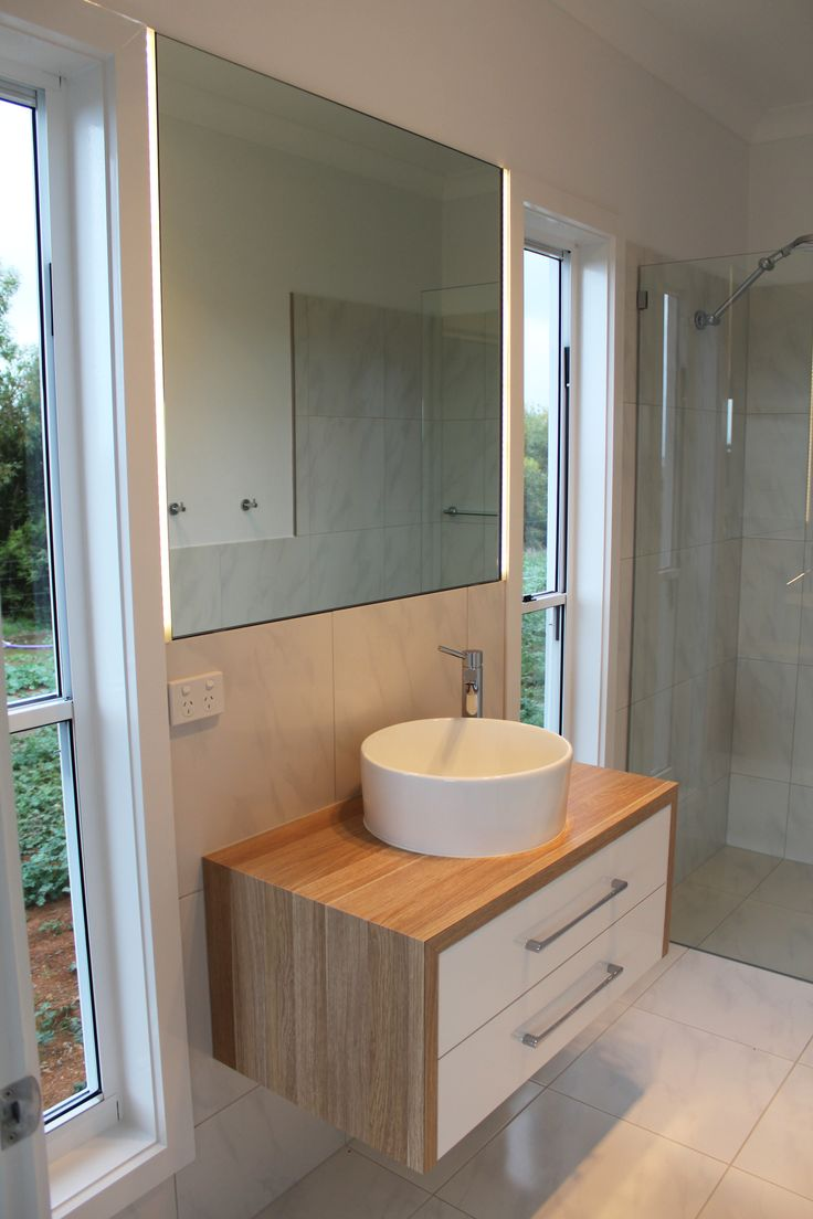 Modern Bathroom With Same Tile On Floor And Wall Main: 158 Best Images About Bathroom Vanities On Pinterest