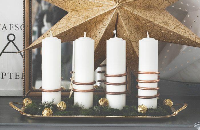 8 juldukningar med sådant du har hemma (och lite från ikea) - Sköna hem