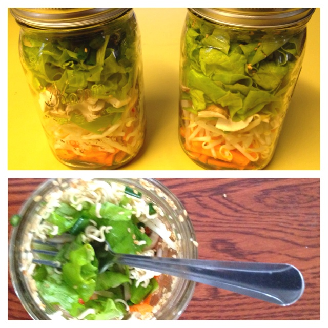 1000+ images about Mason Jar lunches on Pinterest