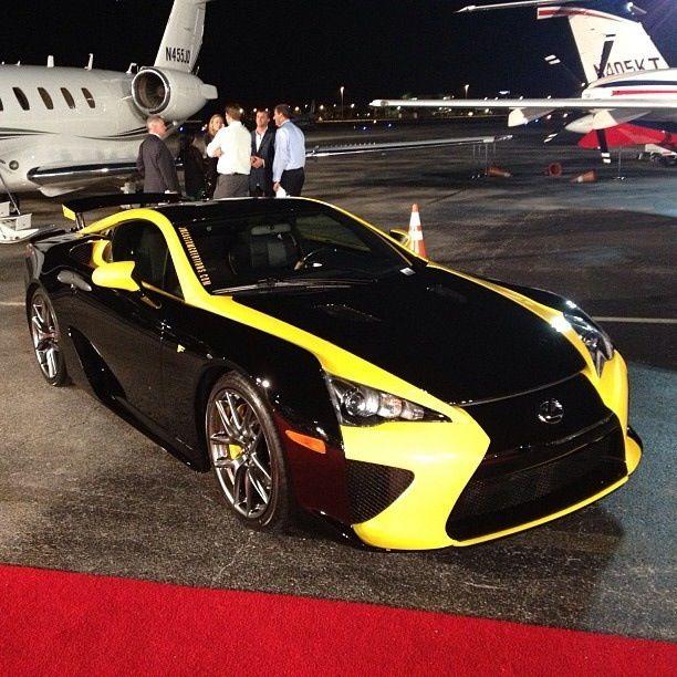 Lexus Lfa Yellow: 46 Best Its A CAAAAAAAAAAAR!!! Images On Pinterest