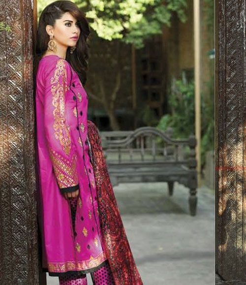 Dahlia Embroidered Suit Collection SCB_04