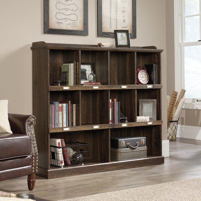 Bowerbank Standard Bookcase Bookcase Beachcrest Home Furniture