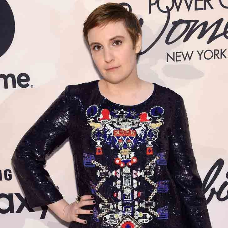 Pin for Later: Lena Dunham Shares a Lingerie Snap With the Perfect Caption
