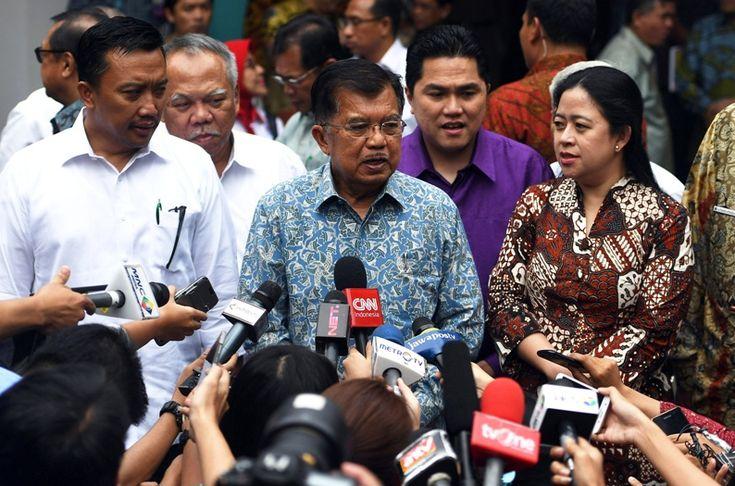Jusuf Kalla: LGBT Tak Akan Legal di Indonesia