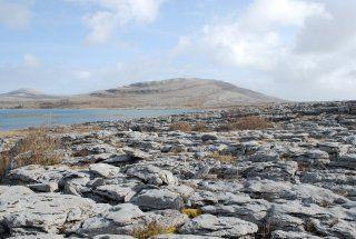 Le parc national de Burren, Comté de Clare, Irlande