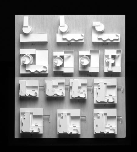 • VILLA SAVOYE • Le Corbusier & P. Jeanneret : Villa Savoye 'Les Heures Claires', 1928-1962 •