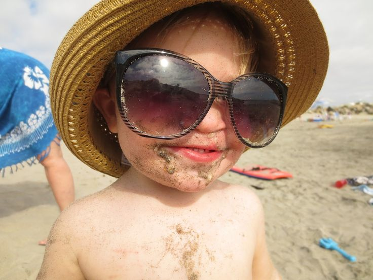 11 Things You Actually Need At The Beach When You Have A Baby