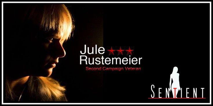 Congrats to visionary screenwriter, Jule Rustemeier. http://www.sentient.tv/members/jule/profile/