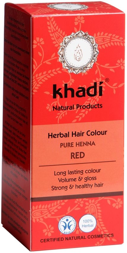 Khadi Herbal Hair Colour Pure Henna