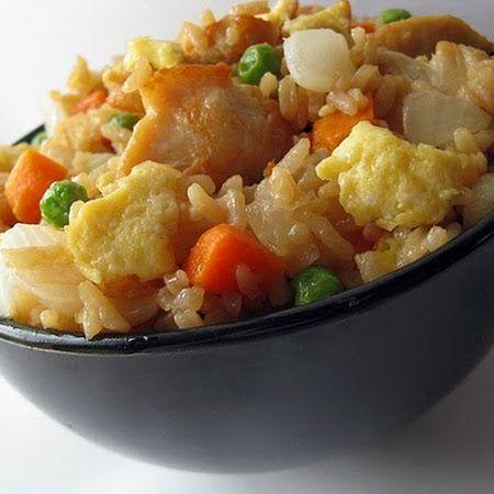 Weight Watchers Chicken Fried Rice Recipe