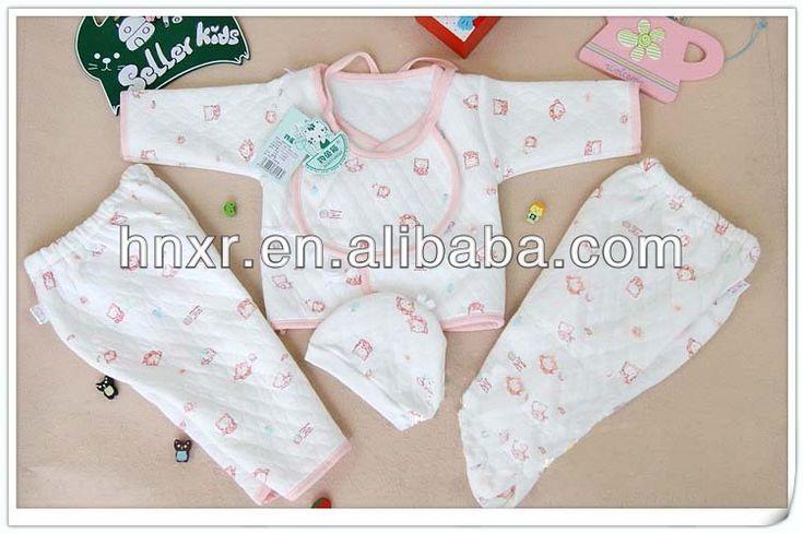 Bebê recém-nascido roupas de inverno, baby terno conjunto, roupa do…