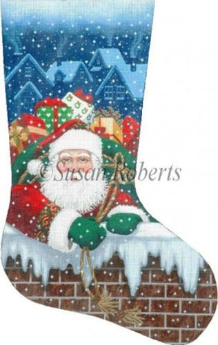 Counted Cross Stitch Patterns For Christmas Stockings