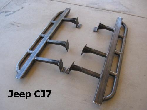 JEEP CJ7 Rock Sliders                                                                                                                                                     More