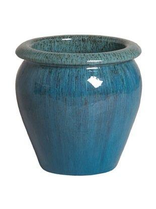 40% OFF Emissary Large Planter (Blue)