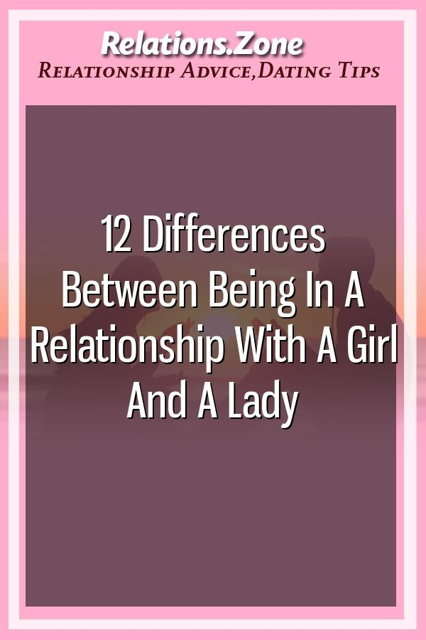 difference from dating and being in a relationship