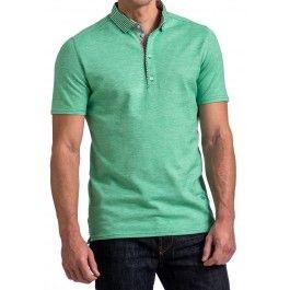 HNL 4132 Green Polo