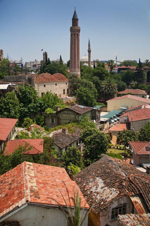 Turkey. Old Town, Antalya // by Darrell Godliman