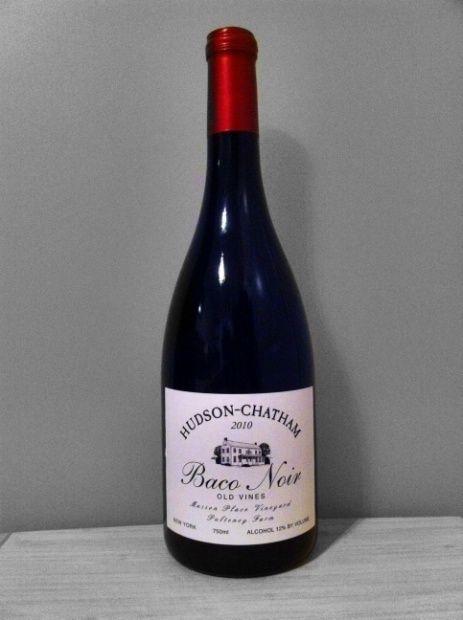 Wine List: Hudson Valley Red Wines 2012