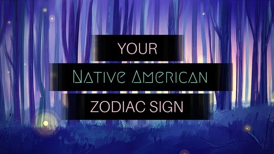 What's your Native American Zodiac Sign? Find out here to learn your Medicine Wheel Spirit Animal