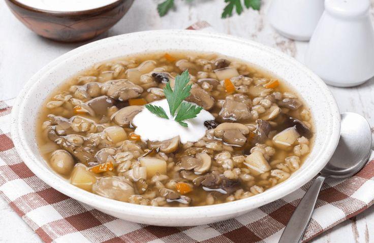 mushroom barley soup mushroom barley soup diet recipes soup recipes ...