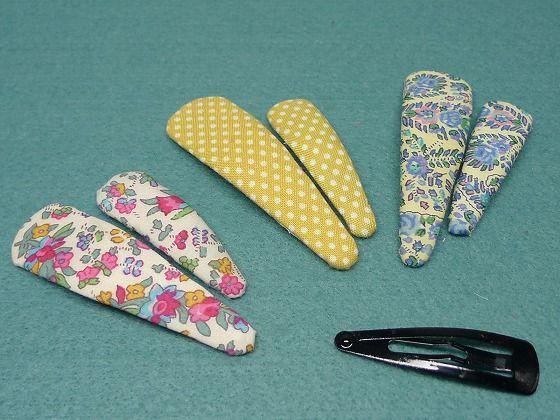 縫わずに作る「くるんでパッチンどめ」の作り方 その他 ファッション小物 ハンドメイド・手芸レシピならアトリエ