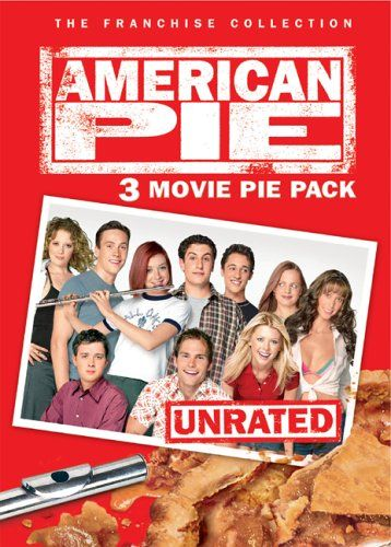 American Pie: 3 Movie Pie Pack - The Franchise Collection (Unrated)