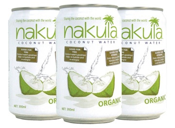 Nakula organic coconut water available at www.exhilaratehealthandfitness.com Delivery Aust. wide, reasonable prices