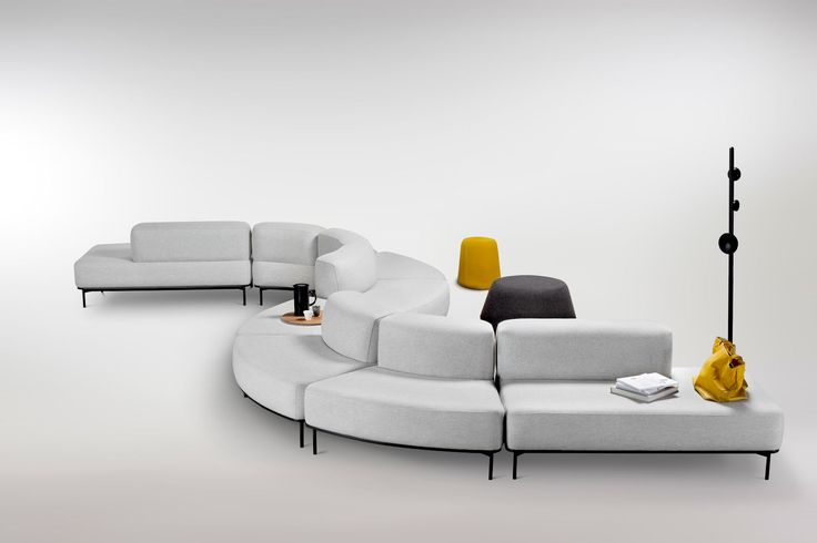 Softscape Modular Lounge | Stylecraft | Modular System, Activity Based Working - Stylecraft - Communal Area