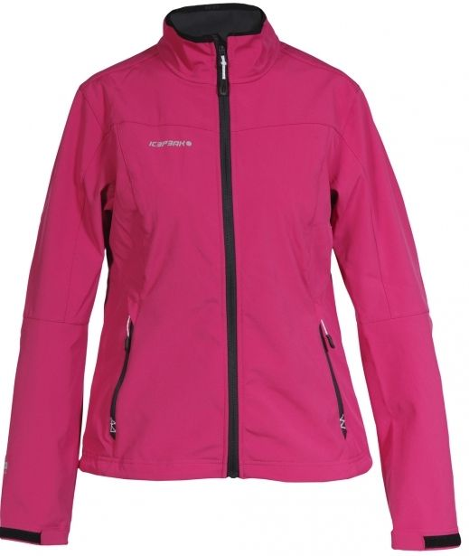 Icepeak Leila Softshell Jacket £49.75, other colours available, http://www.daleswear.co.uk/?action=shop.detail=icepeak-womens-soft-shell-leila-jacket