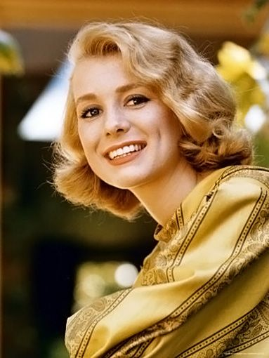 """Inger Stevens (October 18, 1934–April 30, 1970 [1]) was a Swedish-American movie and TV actress.  Stevens' sometime roommate and companion, Lola McNally, found Stevens on the kitchen floor of her Hollywood Hills home. According to McNally, when she called Stevens' name,  she opened her eyes, lifted her head and tried to speak, but was unable to make any sound. Stevens died in the ambulance on the way to the hospital. Los Angeles Coroner attributed Stevens' death to """"acute barbiturate…"""