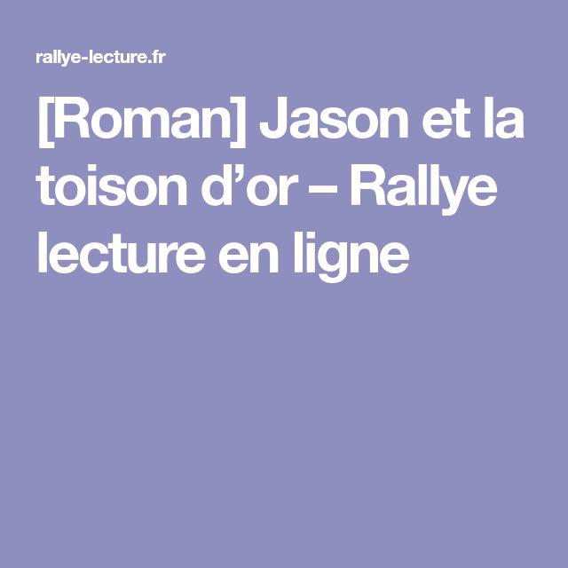 [Roman] Jason et la toison d'or – Rallye lecture en ligne