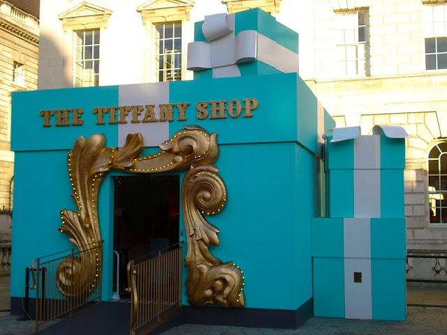 The Tiffany Shop