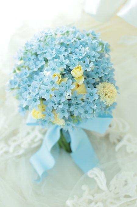 一会 ウエディングの花http://ichiecarpe.exblog.jp/21444216/