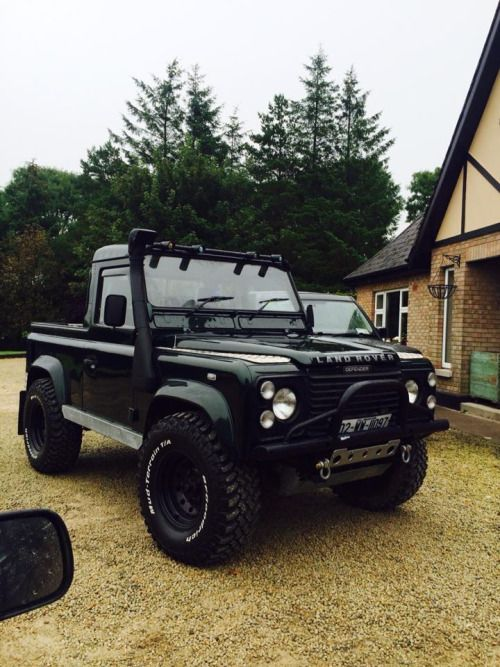 Defender, someday I'm going to have expensive toys!