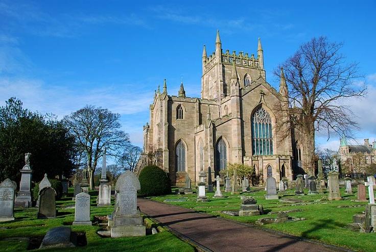 Dunfermline Abbey!
