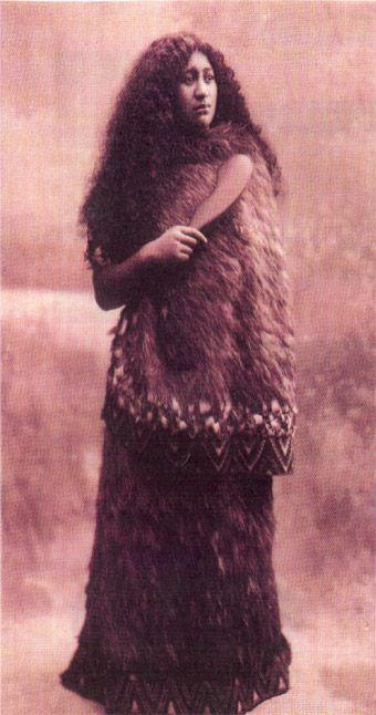 Maori Princess