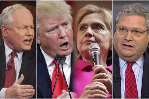 Cornered Neocons: Trump's heresy on foreign policy has put Republican hawks in nightmare scenario — backing Hillary Clinton