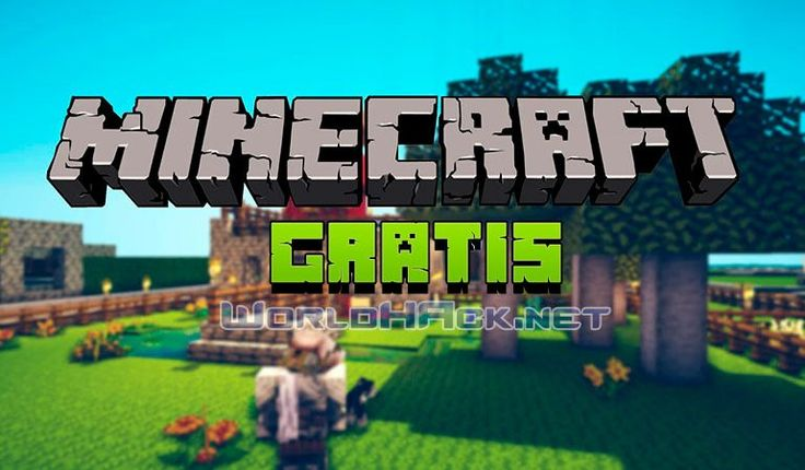 Minecraft Gratis para PC, Descargalo Ya! - WorldHack.net