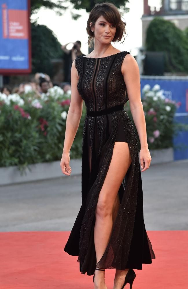 British Actress And Member Of The Jury Gemma Arterton