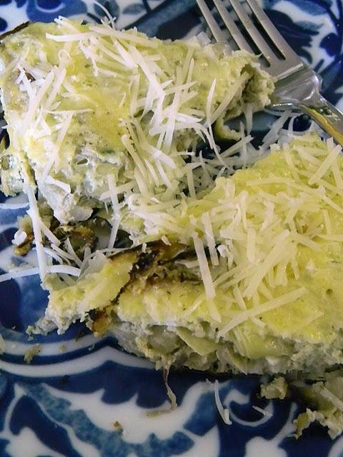 Artichoke & Parmesan Frittata | Food ~ Misc | Pinterest