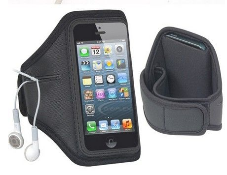 2015 hot Outdoor Sport Running Arm Band Gym Strap Holder Case Cover for iPhone 5 5G