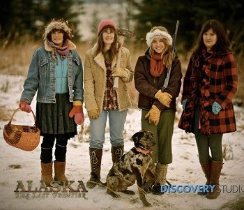 kilcher frontier   Alaska The Last Frontier Kilchers Women