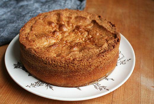 Amanda Rockman's Basque Cake Recipe