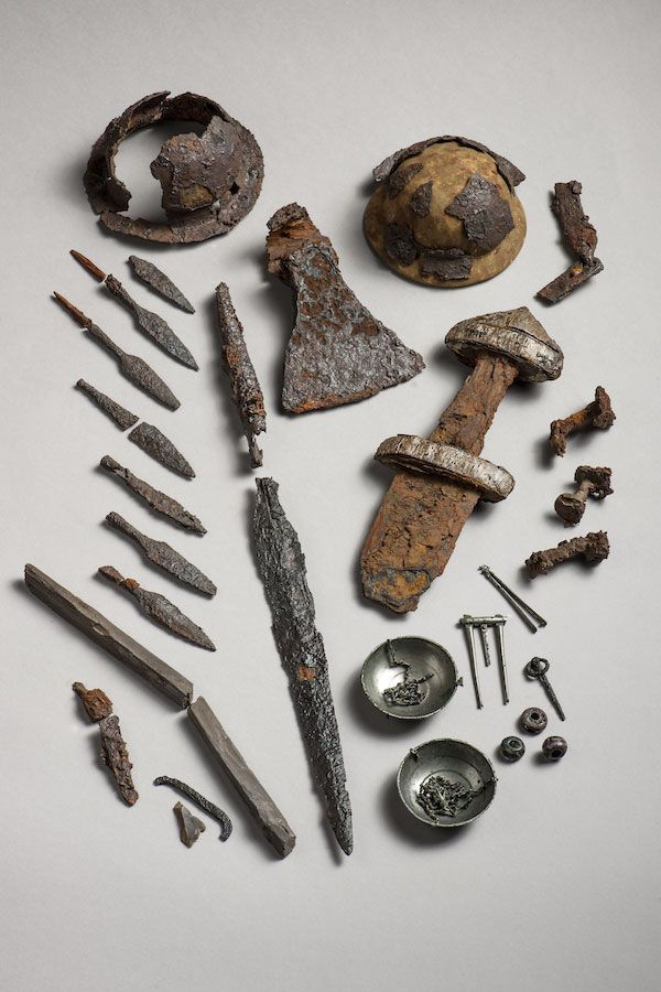 Clues from an ancient Viking trading centre