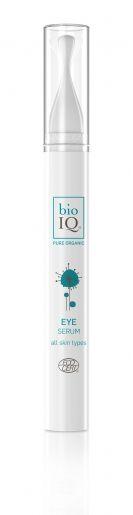 Organiczne serum pod oczy BIO IQ. Zgrabne maleństwo o rewelacyjnym działaniu.