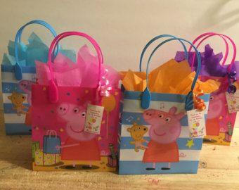 Bolsos de fiesta Peppa pig (12)