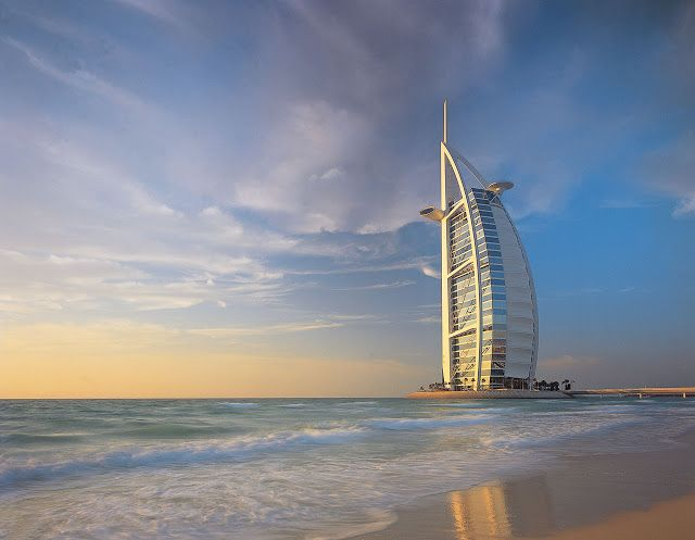 Burj Al Arab Dubai  Fotos Wallpapers