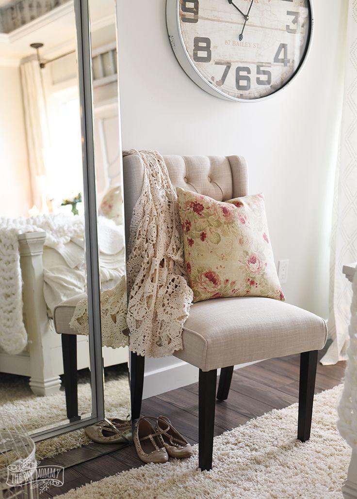 Die besten 25+ Moderne bäuerliche schlafzimmer Ideen auf Pinterest - franzosischen stil interieur ideen