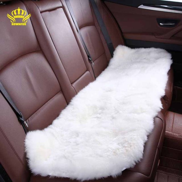 ROWNFUR 100% Natural fur Australian sheepskin car seat covers universal size for seat cover accessories automobiles 2016 D025 B-in Automobiles Seat Covers from Automobiles & Motorcycles on Aliexpress.com | Alibaba Group