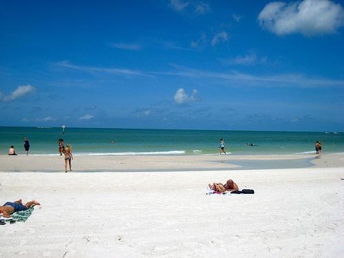 Clearwater Beach Florida
